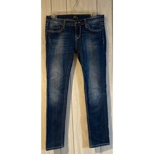 Express Denim Skinny Jeans